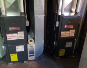 Two Furnaces Repaired in Oconomowoc by Reputable Service Company