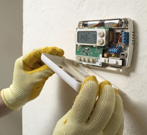Thermostat repair services from Hot Point Heating and Air Conditioning
