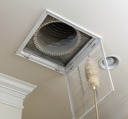Waukesha Ventilation System Filter Cleaning