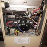 Lennox Furnace with Clogged Filter Repaired in Hartland