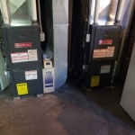 Two Goodman Furnaces Installed in West Allis, WI