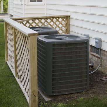 Air conditioners installed by expert HVAC technicians.